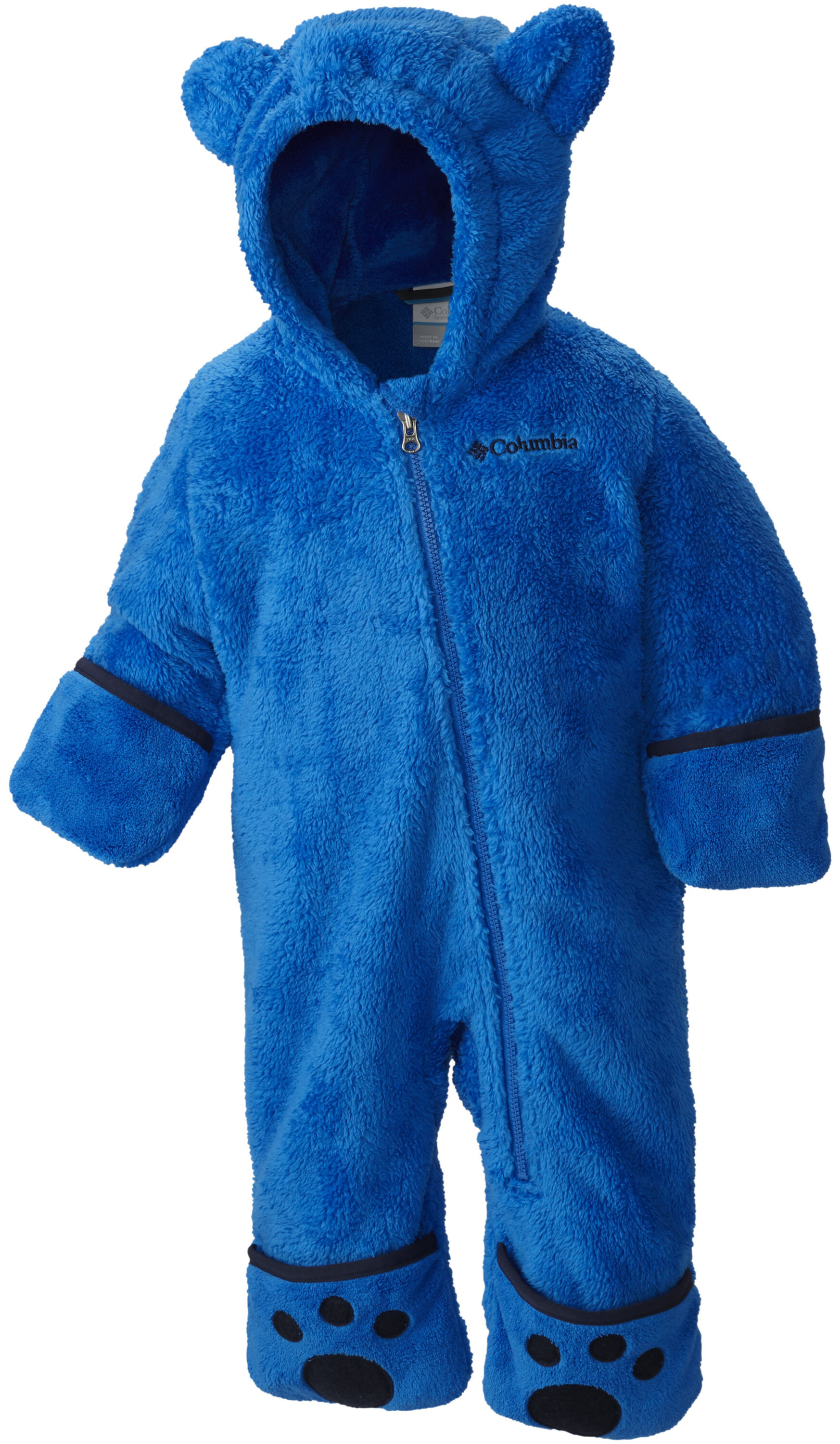 Columbia Foxy Baby Ii Bunting Fleece Suits Kids Super Blue